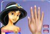 Принцесса Жасмин: Маникюр для будущей королевы