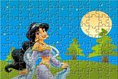 Принцесса Жасмин: Мозаика любимого парка