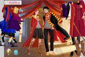 Гарри Поттер и Дженни перемеряют гардероб
