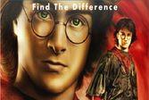 Гарри Поттер - различия между картинками