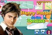 Гарри Поттер у стоматолога на плановом осмотре