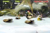 Снежки со Шреком и его друзьями