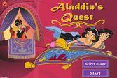 Приключения Алладина - реши головоломки и спаси принцессу