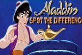 Аладдин найди отличия - для детей 4-5 лет