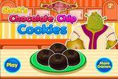 Приготовьте шоколадные кексы от Шрека