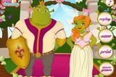 Фиона и Шрек: приготовления к свадьбе