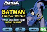 Бэтмен: Детектор определения разницы в комиксах