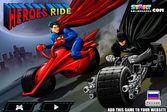 Бэтмен против Супермена - Соревнование супер героев