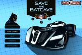 Разминируйте пещеру Бэтмена от бомб Джокера