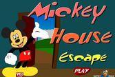 Совершите побег из комнаты Микки Мауса