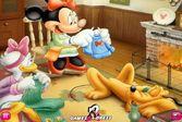 Микки Маус: поиск скрытых яиц