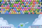 Очистить поле от шариков в облаках