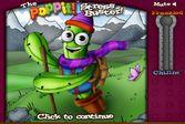 The Poppit Stress Buster - помогите кактусу снять стресс