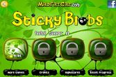 Липкие шарики (Sticky Blobs)