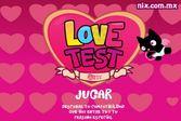 Калькулятор на любовь тест для двоих