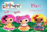 Лалалупси: Потерянные предметы для детей 4-5 лет