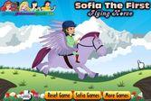 Одень принцессу Софию для конной прогулки