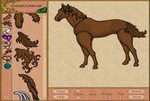 Создай свою лошадь
