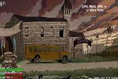 Защити свою школу от нападения восставших зомби учеников