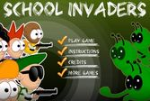 Победа на инопланетными террористами в стенах родной школы