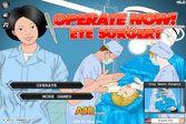 Помогите человеку вылечить глаза в своей клинике