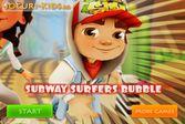 Subway Surfers Собираем колекцию шариков