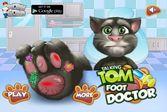 Помогите говорящему Коту Тому вылечить лапки