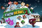 Снежная битва трех друзей Гамбола, Анаиса и Дарвина