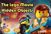 Найдите все спрятанные цифры между героями лего