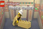 Лего охотник за потерянными и забытыми сокровищами