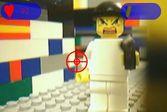 Герои конструктора Лего сражающиеся со всемирным злом