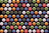Шарики стрелялки на Хеллоуин