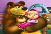 Маша и Медведь: Бедствие игрушек