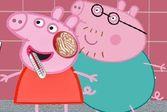 Операции животным из мультфильма о маленькой Пепе