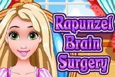 Операция на голове милой принцессе Рапунцель