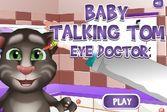 Операции кошке после незначительной травмы глаз