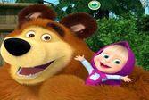 Маша и Медведь: поиск цифр
