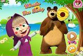 Маша  и Медведь - укусы пчёл