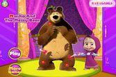 Маша и Медведь - лечим Мишку
