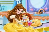 Королевские питомцы принцесс