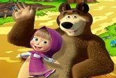 Маша и Медведь поиск предметов