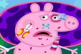 Спешите к маленькой свинке Пепе на помощь