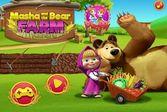Маша и Медведь - ферма