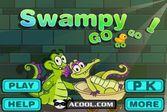 Крокодил Свомпи - Where's my water