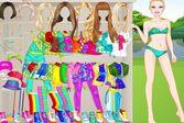 Помогите прекрасной Барби подобрать лучшее модное платье