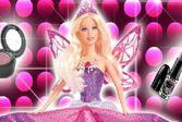 Перевернуть две одинаковые картинки с изображением Барби