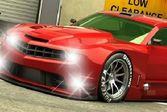 Соберете красивый спортивный автомобиль  Chevrolet Camaro
