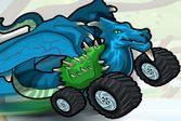 Веселые и безумные гонки на странных автомобилях Ред Булл