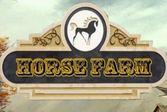 Поиски скрытых объектов на лошадиной ферме