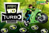 Турбо гонщик Бен – скорость на максимуме